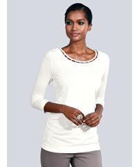 ff057e74cc Biele Dámske tričká výstredných značiek