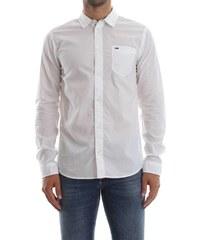 4f3bf109c488 Tommy Hilfiger pánská bílá košile Essential
