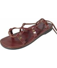 db69431e14fc Unisex kožené sandály kristusky Cheops