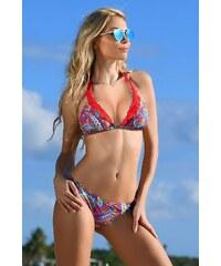 1560473717 Lilly Dámské dvoudílné plavky Felis barevná