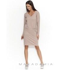 ff880d6d4d8f Dámské šaty Makadamia NU51