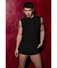 Pánské triko bez rukávu Carllos 101 , černá