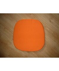 Dadka Sedák se zipem - oranžový UNI