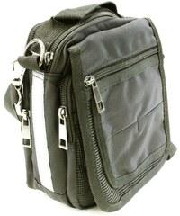 3782aac5a4 Tapple Šedý praktický pánský crossbag Amey
