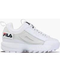 7429ce4292 FILA Rövid szárú edzőcipők Fehér. 7 méretekben. Termék részlete · Fila  Disruptor II Patches 5FM00538 100