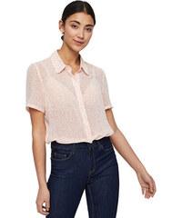 1c586da8e675 Vero Moda Dámska košeľa Dotty SS Shirt WVN Pristine