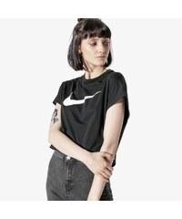 77db675cadf5 Nike Top W Nsw Swsh Top Crop Ss Sportswear ženy Oblečenie Topy Ar3064-010