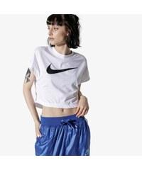 972121fe02a4 Nike Top W Nsw Swsh Top Crop Ss ženy Oblečenie Topy Ar3064-100
