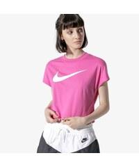 1e2ac8e4872d Nike Top W Nsw Swsh Top Crop Ss ženy Oblečenie Topy Ar3064-623