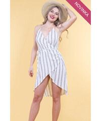 dacb730b4d09 iné Letné zavinovacie šaty