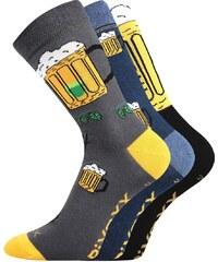 0b0cc5618 3 pack pánskych ponožiek Pivoxx Mix5 farebná
