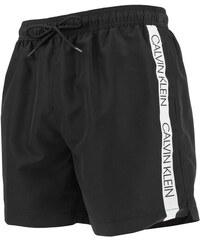 1f1eb9b129 Calvin Klein čierne pánske plavky Medium Drawsting