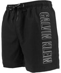 c041c55fdc Calvin Klein černé pánské plavky Medium Drawstring s logem - S