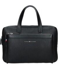 908da8c912 Pánská taška na notebook Tommy Hilfiger Ronny - černá