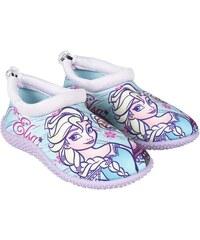 a803062419 Disney Brand Dievčenské topánky do vody Frozen - fialové