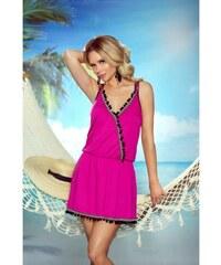 7de321368b63 Eldar jessica růžové Plážové šaty