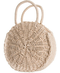 0caaa4824a Dudlin dámská pletená kabelka do ruky malá přes rameno Casual malá textil  MA0227-45
