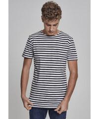 d621cf7b81c4 Pánske tričko URBAN CLASSICS Stripe Tee nvy wht