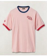 9893d0c4379d Dámské tričko SELIX MULTICOLOUR N0YINCM64 NAPAPIJRI S