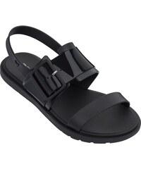 96c67a1dc8 Zaxy čierne sandále Rush Sand Fem Black