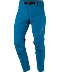 b6233985815b NORTHFINDER JON Pánské sportovní softshellové kalhoty NO-3492OR281 modrá M