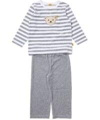 Steiff Unisex - Baby Schlafanzug (Zweiteiler) 2tlg. 0006575