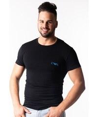 a1e552efabba Pánské tričko Emporio Armani 111670 9P715 Černá