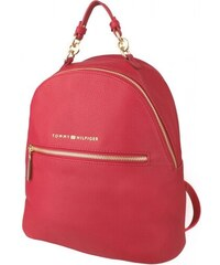 c01afd2802 Dámský červený batoh Tommy Hilfiger