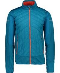 ff7dbb844727 Pánska bunda CAMPAGNOLO Man Jacket Hybrid Blue   Orange - 18 19  Modro-oranžová