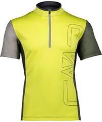 daf4d20eadf7 Pánske cyklistické tričko CAMPAGNOLO Free Bike Yellow Žltá 56