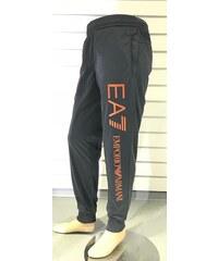 11fe02823 Tepláky EMPORIO ARMANI EA7 Man Jersey Trousers - antracitové Antracitová L
