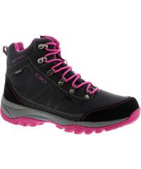 26fe8353e8 Turistické topánky CAMPAGNOLO Soft Naos Trekking WP WMN Čierno-ružová 41
