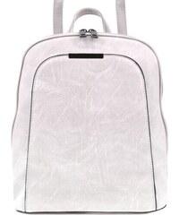 2e747e5bc0 Dámská   dívčí kabelka a batoh v jednom - krémová