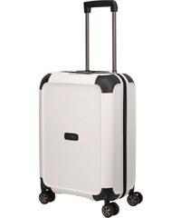 27f5fd1586cc8 Cestovní kufr Titan Compax 4W S USB 844406-30 bílá