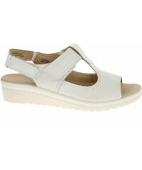 641cd07c039b Dámské sandály Caprice 9-28220-22 white nappa 9-9-28220-