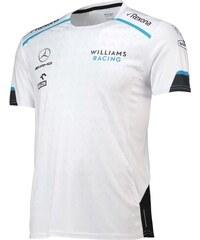 c5addd3396 Williams Martini Racing pánské tričko Team white F1 Team 2019 Branded  248775S