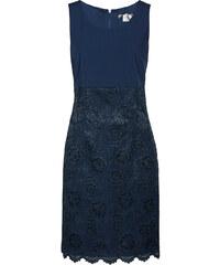 c485fe03ac18 Bonprix Púzdrové šaty s čipkou