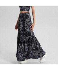 19325c554021 Cropp - Džínsová sukňa - Čierna - Glami.sk