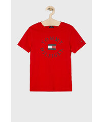 9cc827cc17 Tommy Hilfiger - Detské tričko 128-176 cm