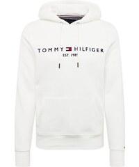 9f3f530184 TOMMY HILFIGER Mikina tmavě modrá   bílá