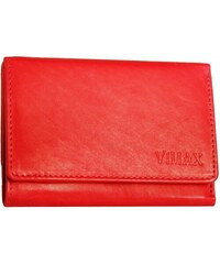 1889d872fb Tenká dámska peňaženka Vimax - červená