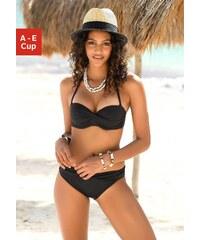 986438b08 Oliver RED LABEL Beachwear Bikinový top s kosticami »Spain« čierna