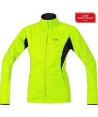 e5c5ce6b5 Dámská běžecká bunda Gore Essential Lady WS AS Partial 38 ŽLUTÁ