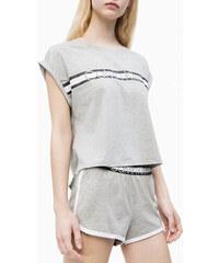 7e2520e21b CK CALVIN KLEIN Šedý pyžamový set Lougewear Core+ XS