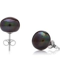 4406170aa Buka Jewelry Buka Vpichovacie perlové náušnice Mutiara 6 AA – čierna perla  302 301.302