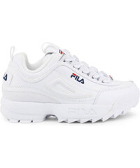 9bccb2cc18 Fila Lapos talpú cipő DISRUPTOR-2-PREMIUM_5FM00002 - Fehér
