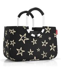 c184f232dd88 Reisenthel Loopshopper M Fekete csillag női bevásárló táska