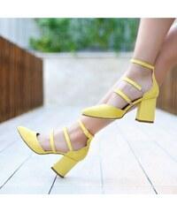 4afb69555b Sárga Női cipők FashionUp.hu üzletből | 50 termék egy helyen - Glami.hu