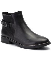 85d327ccce Kotníková obuv s elastickým prvkom MARCO TOZZI - 2-25300-33 Black 002