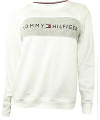 e0394fda33 Dámská bílá mikina Tommy Hilfiger